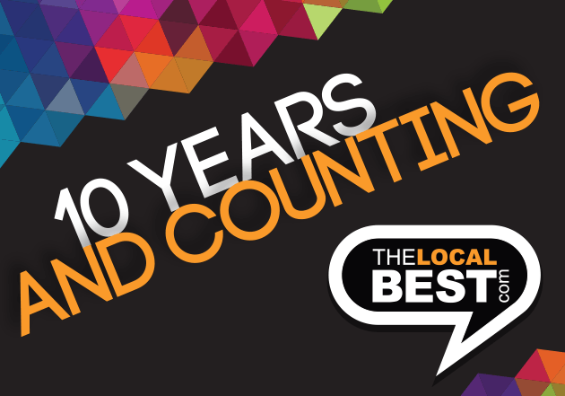 The Local Best 10 Years and Counting